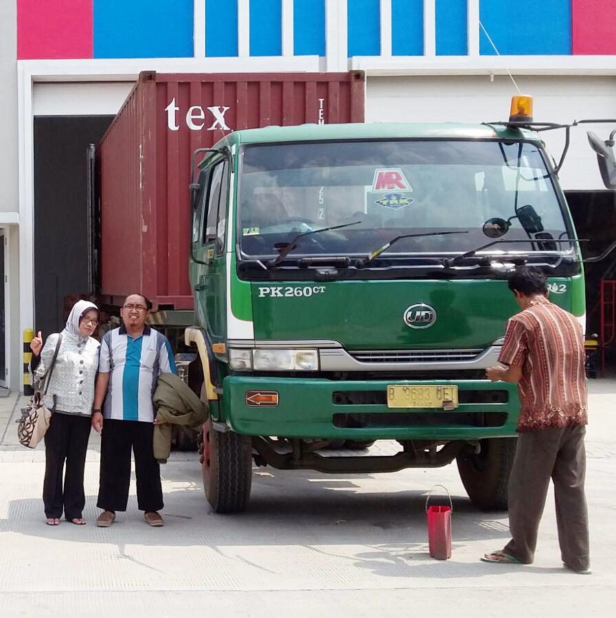 PT. Mitra Niaga Jaya Manggala office and warehouse in Jakarta