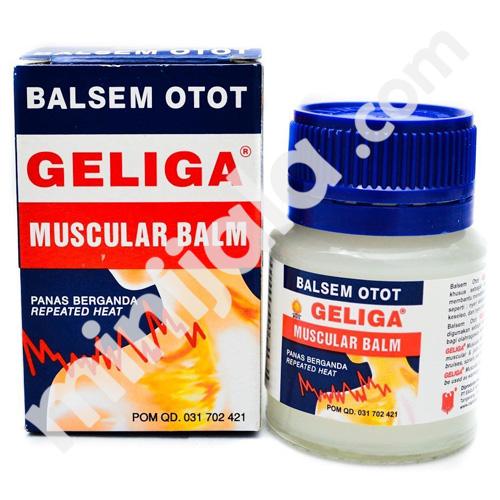 Geliga Muscular Balm