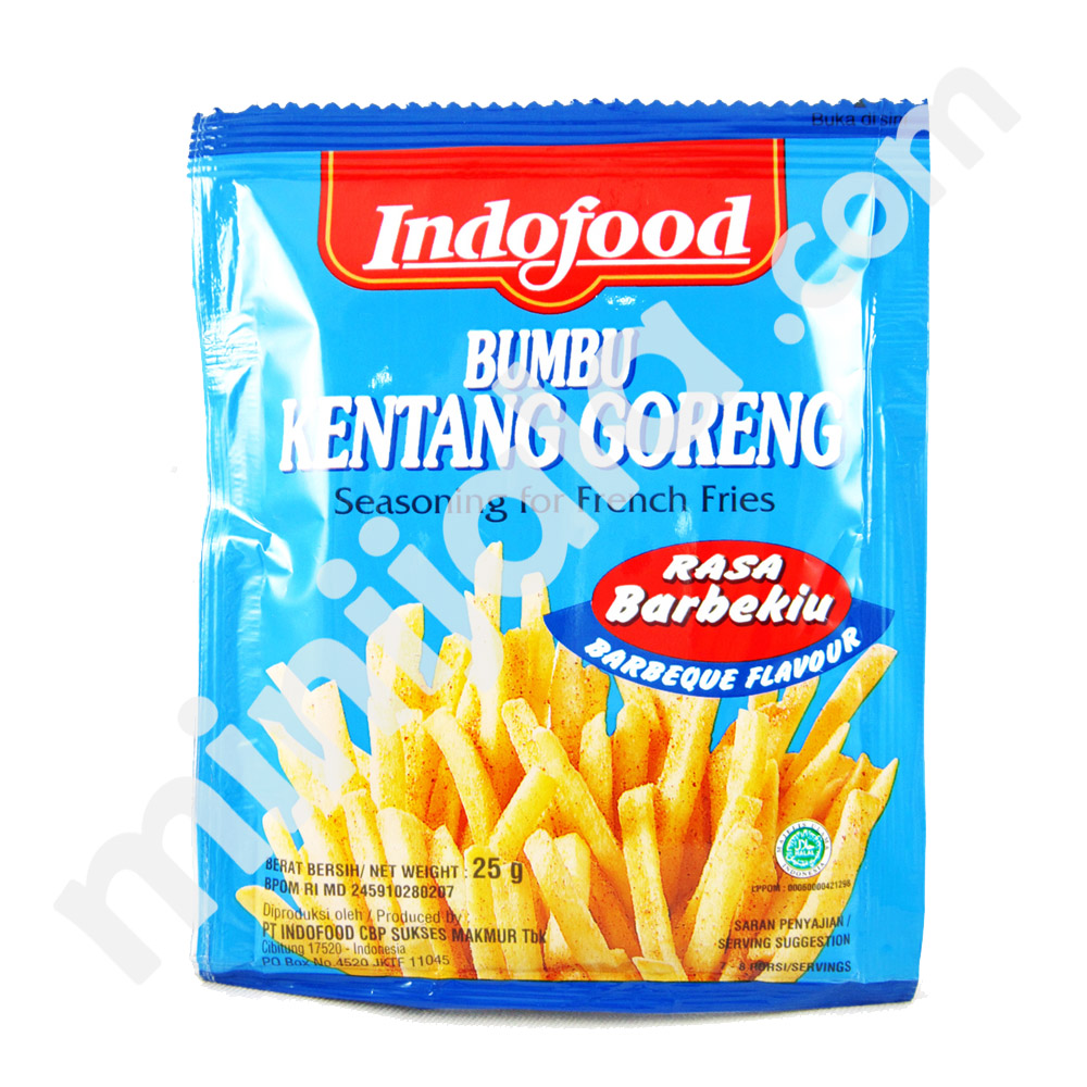 Indofood Seasoning French Fries