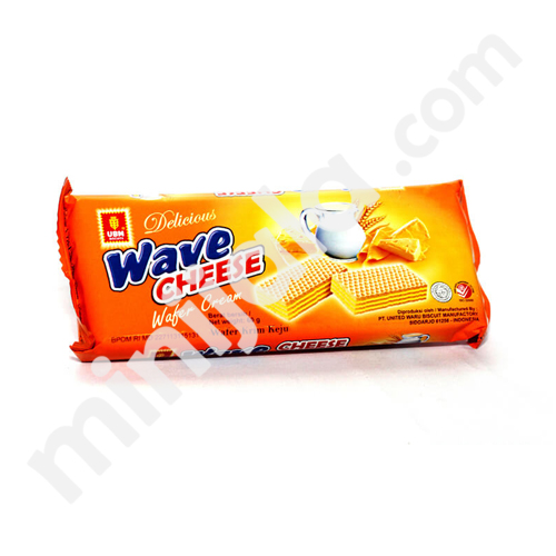 Wave Wafer Cream