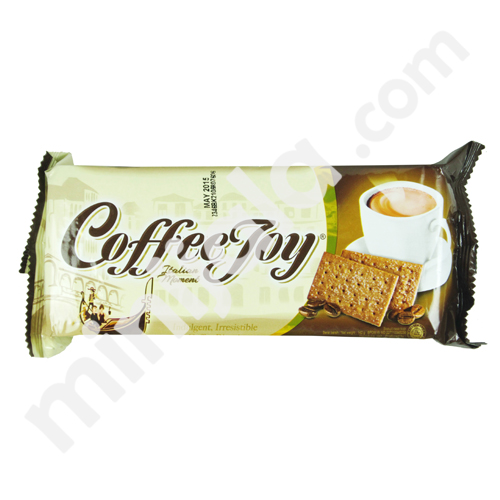 Coffeejoy Coffee Biscuit Flavors