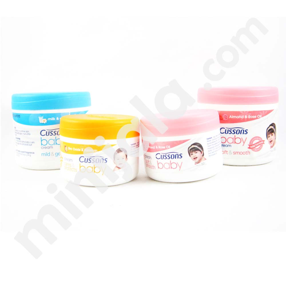 Cussons Products For Baby