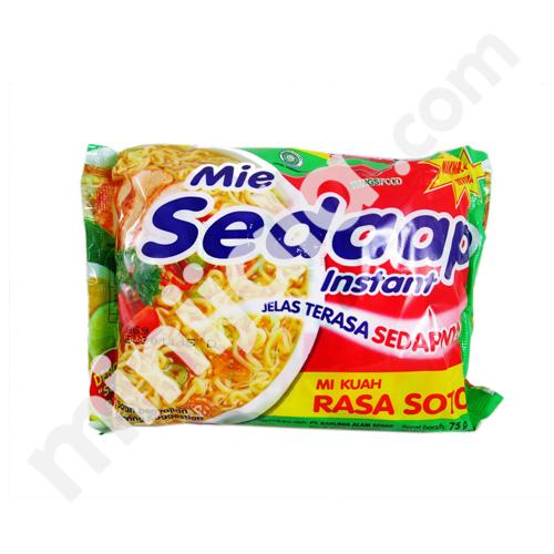 Mie Sedaap Instant Noodle