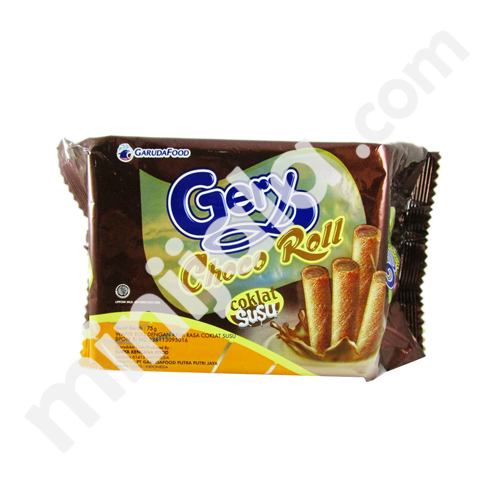 Gery Choco Roll Chocolate Milk