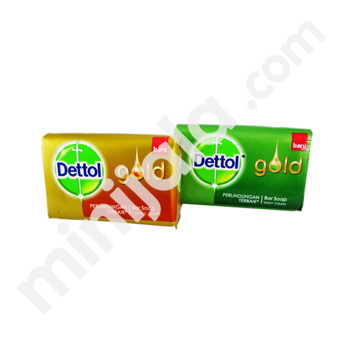 Dettol Gold Bar Soap