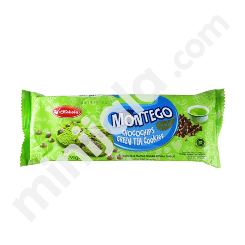 Montego Chocochips Green Tea Cookies