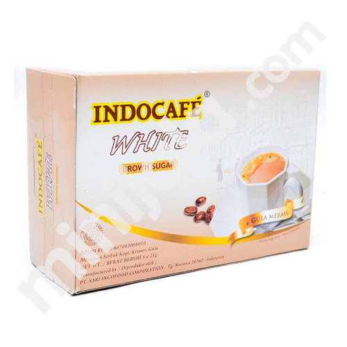 Indocafe White Coffee