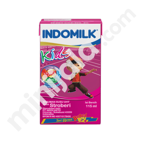 Indomilk UHT Kids