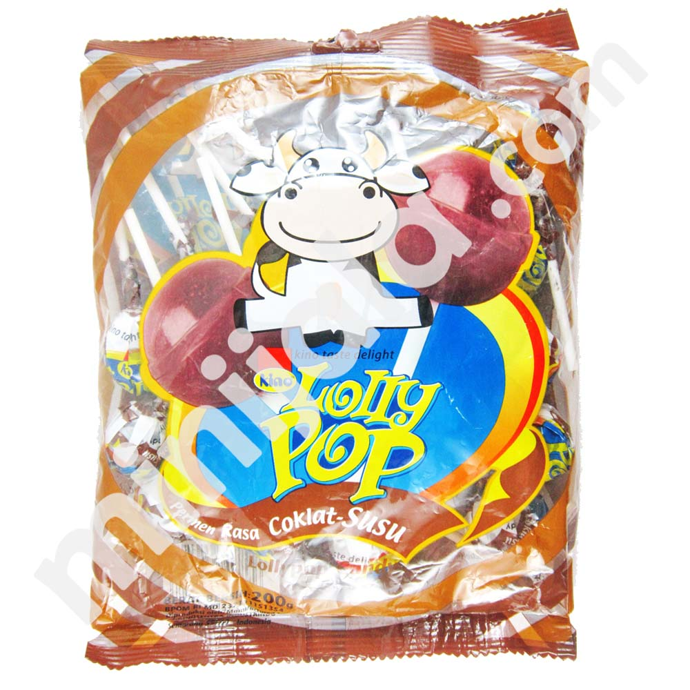 Kino Candy (Soft Candy, Lollipop, etc)