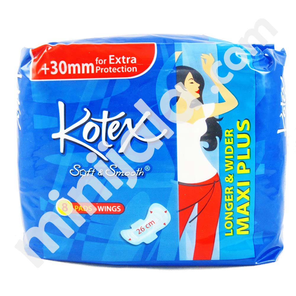 Kotex Diapers Pads for Her's