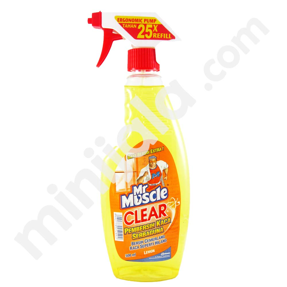 Mr. Muscle Home & Porcelain Cleaning