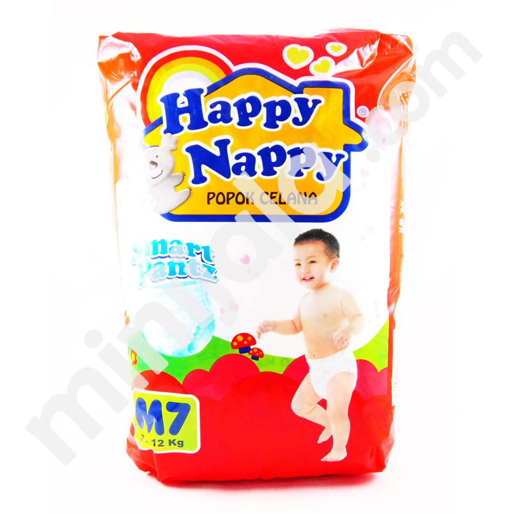 Happy Nappy Baby Diapers