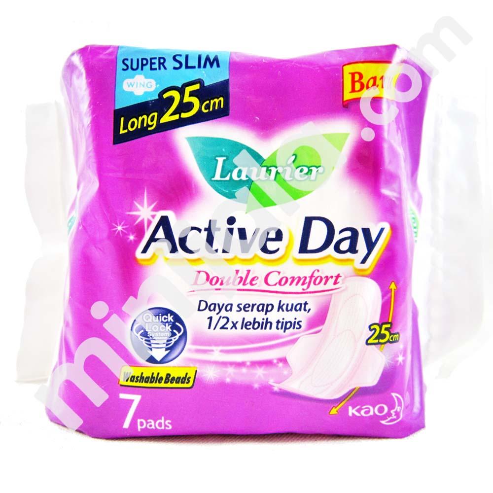 Laurier Feminine Hygiene & Pantyliner