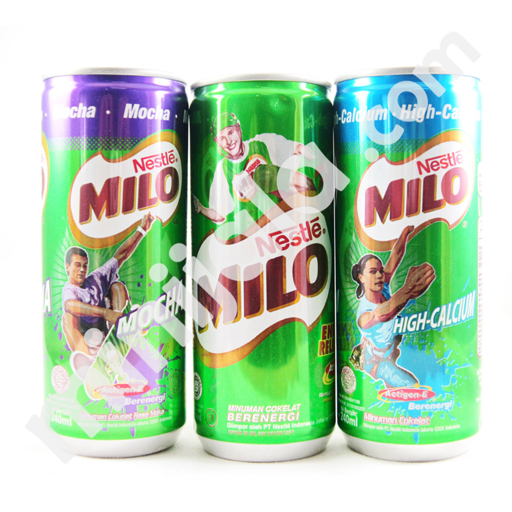 Milo Chocolate Milk