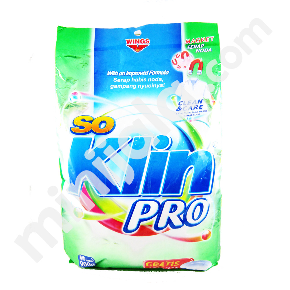 So Klin Washing Detergent