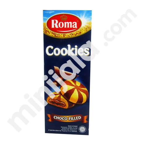 Roma Cookies Filled