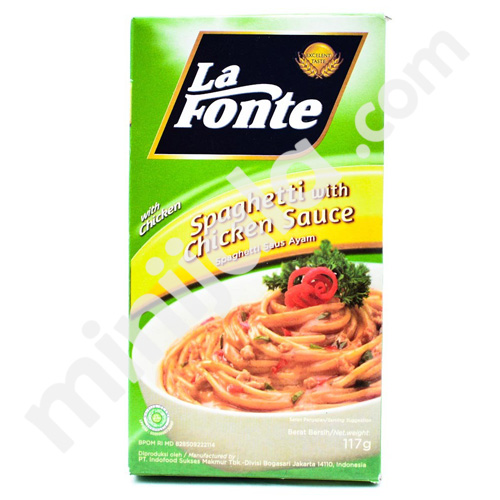La Fonte Spaghetti