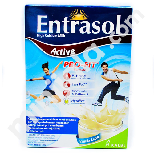 Entrasol High Calcium Milk