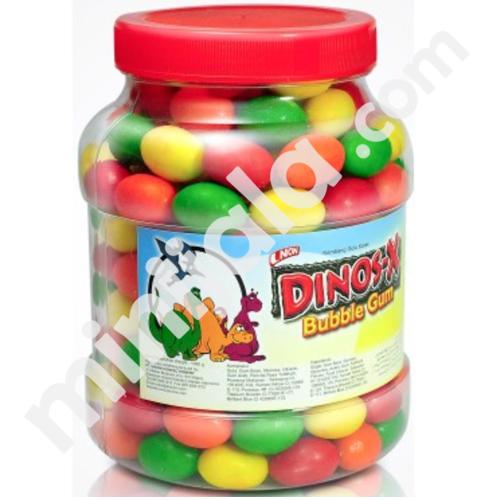 Dinos-X Bubble Gum