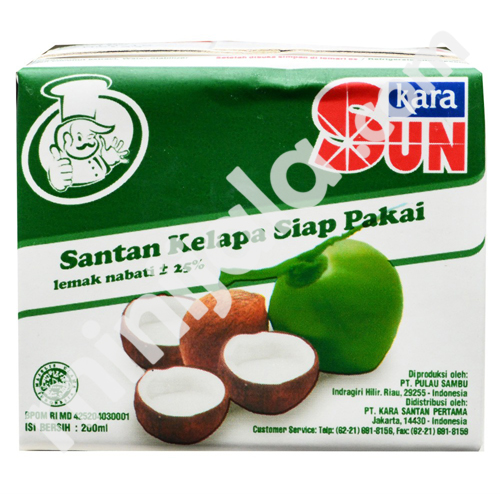 Sun Kara Coconut Milk