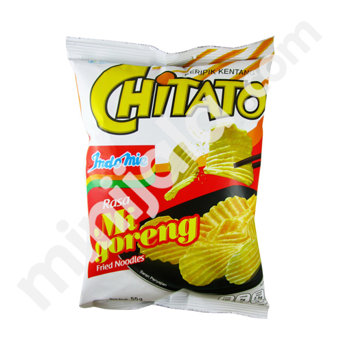 Chitato Potato Chips Indomie Goreng Flavour