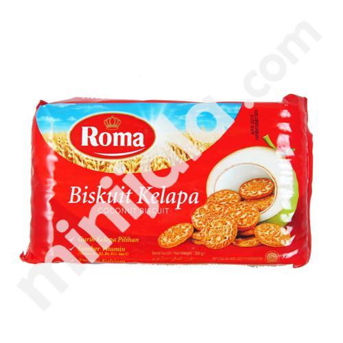 Roma Biscuit Kelapa (Coconut Biscuit)