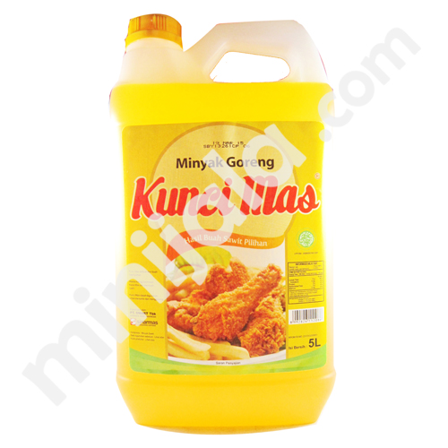 Kunci Mas Palm Oil