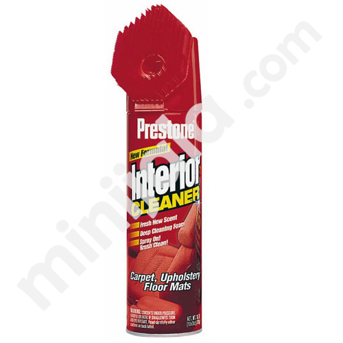 Prestone Interior Cleaner