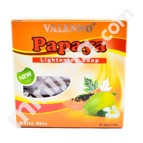 Valenno Papaya Soap
