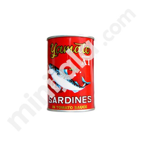 Yamato Sardines In Tomato Sauce