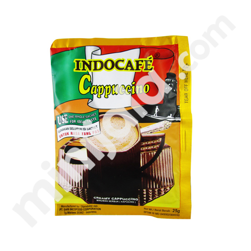 Indocafe Cappuccino