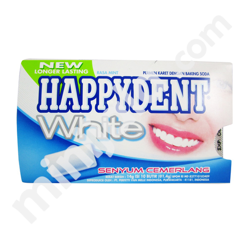Happydent White Mint