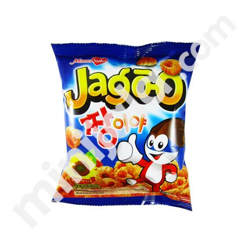 Mama Suka Jago-o Snack