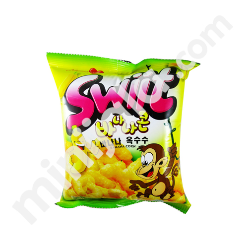 Swiit Banana Corn Snack