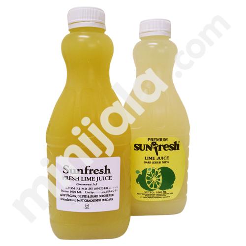 Sunfresh Lime Juice