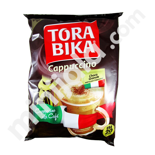 Instant Coffee 3 in 1 Torabika Cappuccino