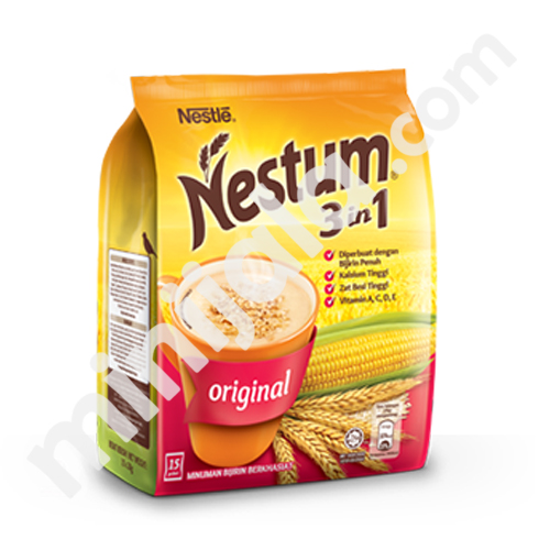 Nestle Nestum Cereal Milk Drink