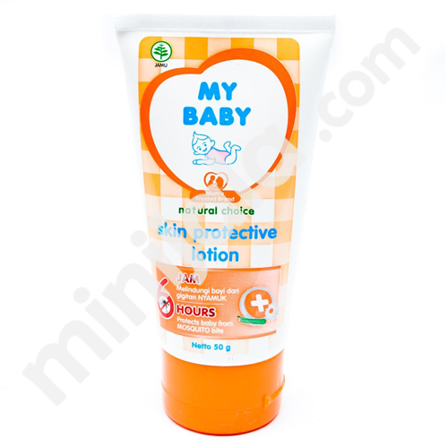 My Baby Skin Protective Lotion