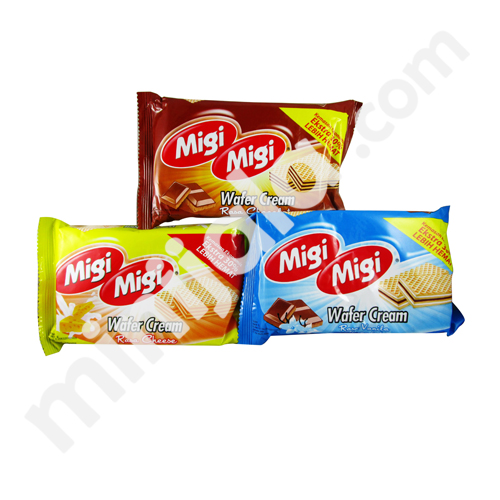 Migi Migi Wafer Cream