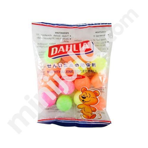 Dahlia Naphtalene Toilet Ball