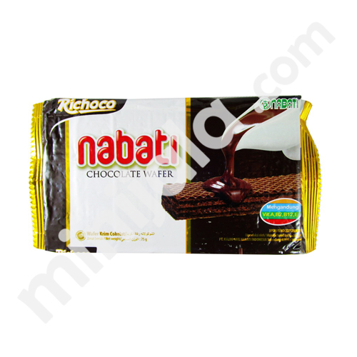 Richoco Nabati White Wafer